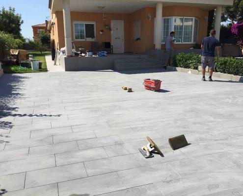 pavimentos terrazas